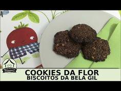 Receita de biscoito saudável #cookiesdaflor