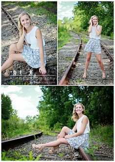 Senior Photography Posing Ideas