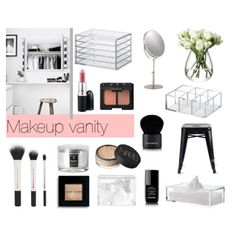 Makeup vanity by emmadaisley
