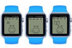 Apple Watch Hatchi