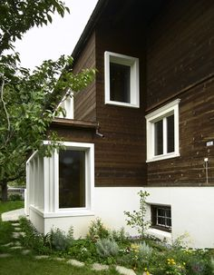 Liftanbau Wohnhaus Fromm-Ott