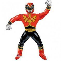 Power Rangers Airwalker 67