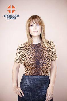 Angela Bloomfield in Shortland Street Celebs, Celebrities, Polka Dot Top, Tv Series, Tv Shows, Glamour, Street, Imdb Movies, Kiwi