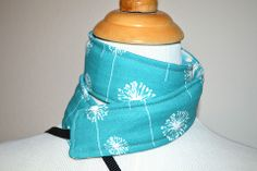 Darby Mack Designs - Blue Fields - camera strap