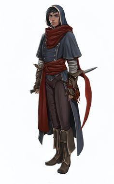 Michał Grabowski: Concept artist / illustrator | Character concepts