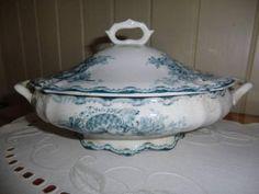 Egersund Fayanse Rococo