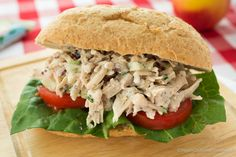 "JACKFRUIT CRAB SALAD  This light and creamy jackfruit based ""crab"" salad recipe makes for a quick and easy lunch recipe. Perfect a..."