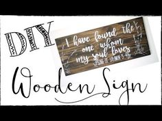 how to make decorative signs - Google Search
