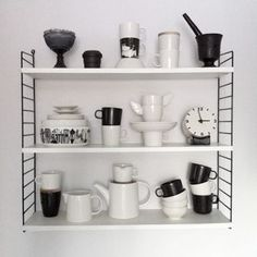 String Furniture Shelving Systems