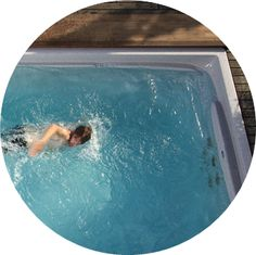 Schwimmspa XL - Whirlpoolcenter Weeze Aqua, Swimming, Outdoor Decor, Home Decor, Stair Treads, Save Energy, Swim, Water, Decoration Home