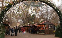 Mercados de Navidad: Guía de ferias navideñas en Londres 2016 Mercados de Navidad en Londres Todos los mercadillos son de entrada gratuita y se puede ir a pasear libre entre los puestos para disfrutar del ambiente nav