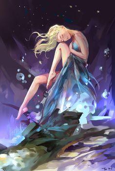 Elsa | 兔子不撸 [pixiv]