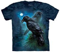 Raven T-Shirt   Ravens Adult