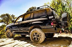 My 100 Series wheeling Ironclads trail, CO 100 Series Landcruiser, Landcruiser 100, Toyota Land Cruiser 100, Lexus Lx470, Toyota 4, Grand Vitara, Four Wheel Drive, Offroad, 4x4
