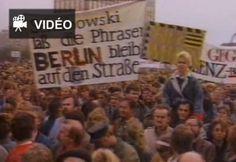 EN VIDÉO • Chute du mur de Berlin, J - 5 : la grande manifestation