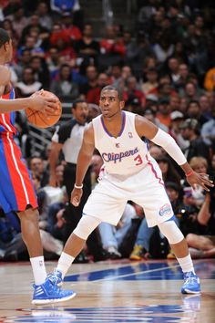 Chris Paul, PG for the LA Clippers