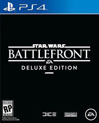 STAR WARS Battlefront (Deluxe Edition) (Pre-order).  Make it a Star Wars Father's Day