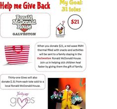 Thirty-One Fundraiser