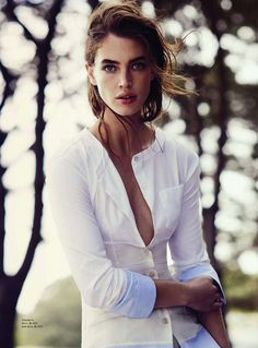 Into The Woods: Crista Cober by Will Davidson for Vogue Australia May 2014