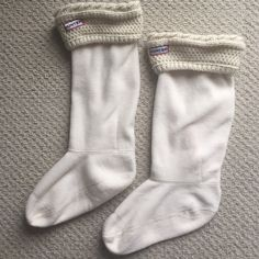 Tall Hunter Boot Socks Brand new condition Hunter Boots Accessories Hosiery & Socks