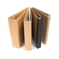 ReBinder Combo Pack via Guided Products: office supplies without plastic!