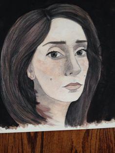 portrait in exile by Jill Petersen