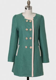 The Debutante Coat By Pink Martini