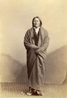 An old photograph of Bird Chief - Arapaho [B].