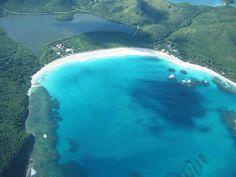 Best Beaches in the World - Travelers' Choice Awards - TripAdvisor #8 | Aerial Photo of Flamenco Beach - Culebra, Puerto Rico | pinned by www.wfpcc.com