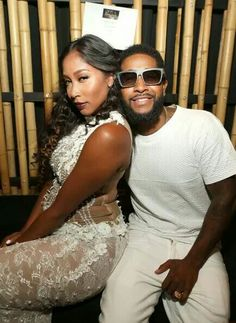 TV personalities Apryl Jones and Omarion attend the Love & Hip Hop: Hollywood Premiere Event on September 2014 in Hollywood, California. Love And Hip, Love N Hip Hop, Apryl Jones, Welcome Baby Girls, Event Pictures, Ex Girlfriends, In Hollywood, Hollywood California, Celebs