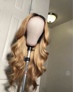 Lace Front Black Wig cheap real Lace hair wigs brazilian and remy wigs – iloverbeauty Baddie Hairstyles, Weave Hairstyles, Hair Colorful, Remy Wigs, Curly Hair Styles, Natural Hair Styles, Non Blondes, Birthday Hair, Hair Laid