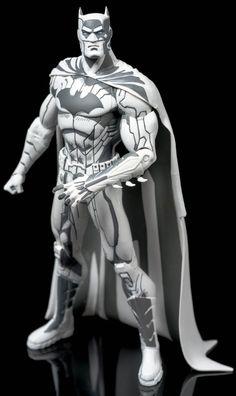 SDCC 2015 DC Comics Batman Jim Lee Sketch Blueline Action Figure Doll IN STOCK