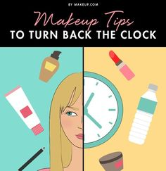 You can't fight the time, but there are tips and tricks you can do to look younger for longer! Here are our favorite makeup tricks to look younger that don't require much effort.
