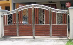 House Main Entrance Gate Design Main Gate In 2019 Gate Design