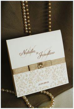 Zaproszenia ślubne Marakesz