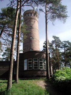 Tampere, Pyynikin näkötorni ja munkit