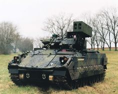 M6 Linebacker Air Defense Vehicle (USA)
