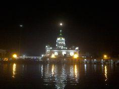 Gurudwara Bangla Sahib is the most prominent Sikh gurdwara  6/may/12
