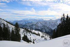 Rauschberg; Herrliche Sicht; Oberbayern; Chiemsee; #Ruhpolding #Bayern #Berge #Mountain #Snow