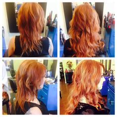 Hotheads extensions #HairbyCoriD #hotheads #extensions