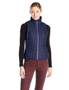 Merrell Women's Inertia Quilted Vest, Equinox, X-Small Merrell