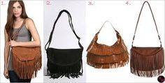 Image result for boho bags with fringes