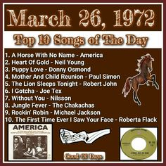 Great Song Lyrics, Songs To Sing, Hit Songs, Music Songs, 1970s Music, Old Music, Hippie Style, Positive Songs, The Lion Sleeps Tonight