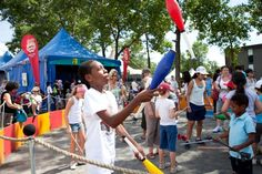 fete nationale parc olympique