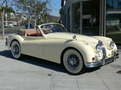 1956 Jaguar XK140-MC