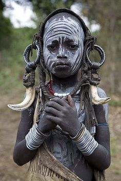 Africa - So rich with culture!!
