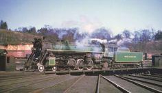 Southern RR 4-8-2 locomotive #1452