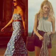 Sunrainey » Free People March casual style 2011 spring