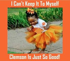 Happy Dance! Go Tigers. Come on...doesn't that just make you smile!?