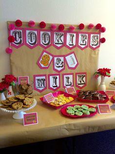 Marci Coombs: Teacher Appreciation: Cookies and Milk Bar
